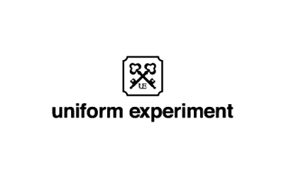 「UNIFORM EXPERIMENT ロゴ」の画像検索結果