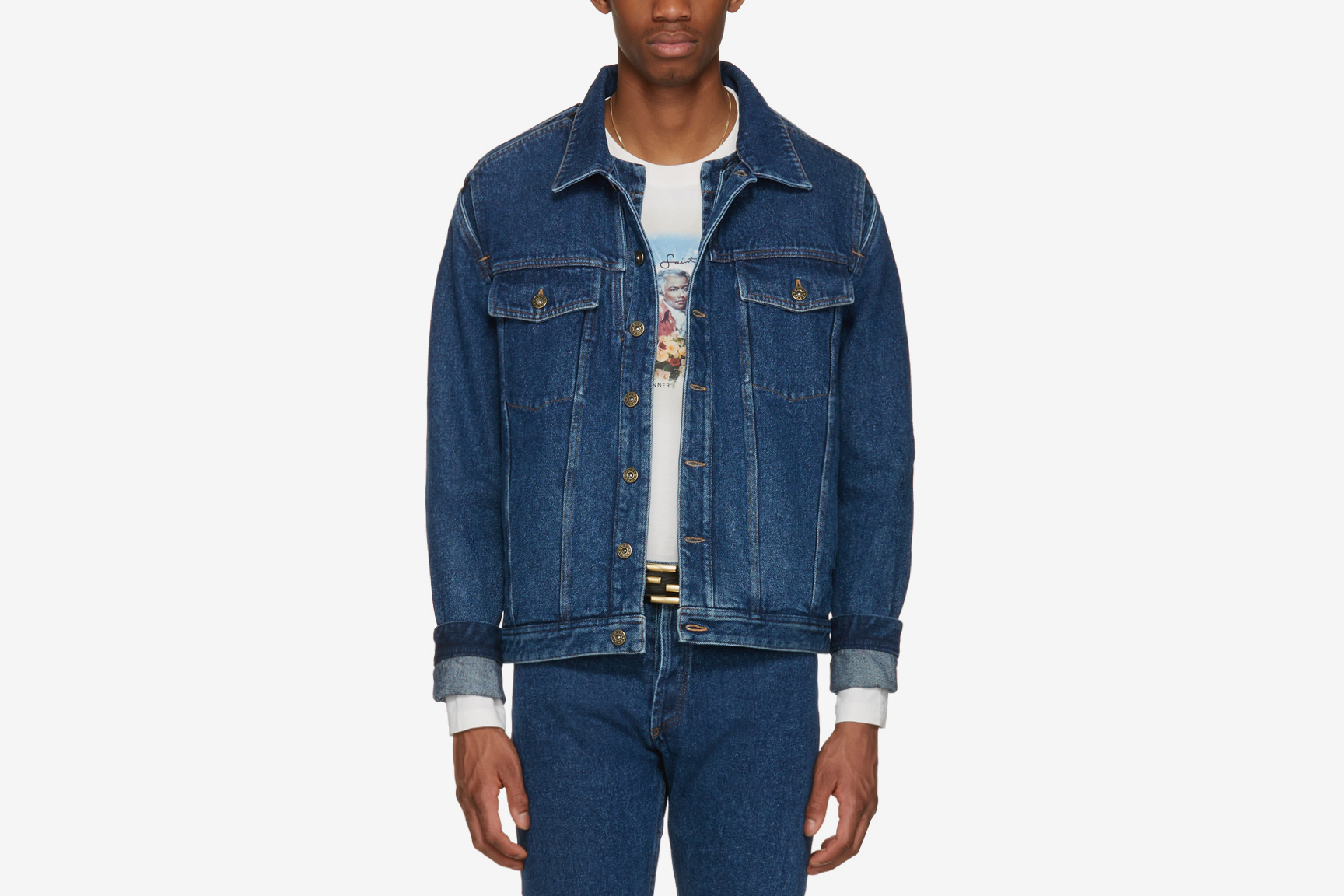 Y/Project Denim Cut-Out Jacket | What Drops Now