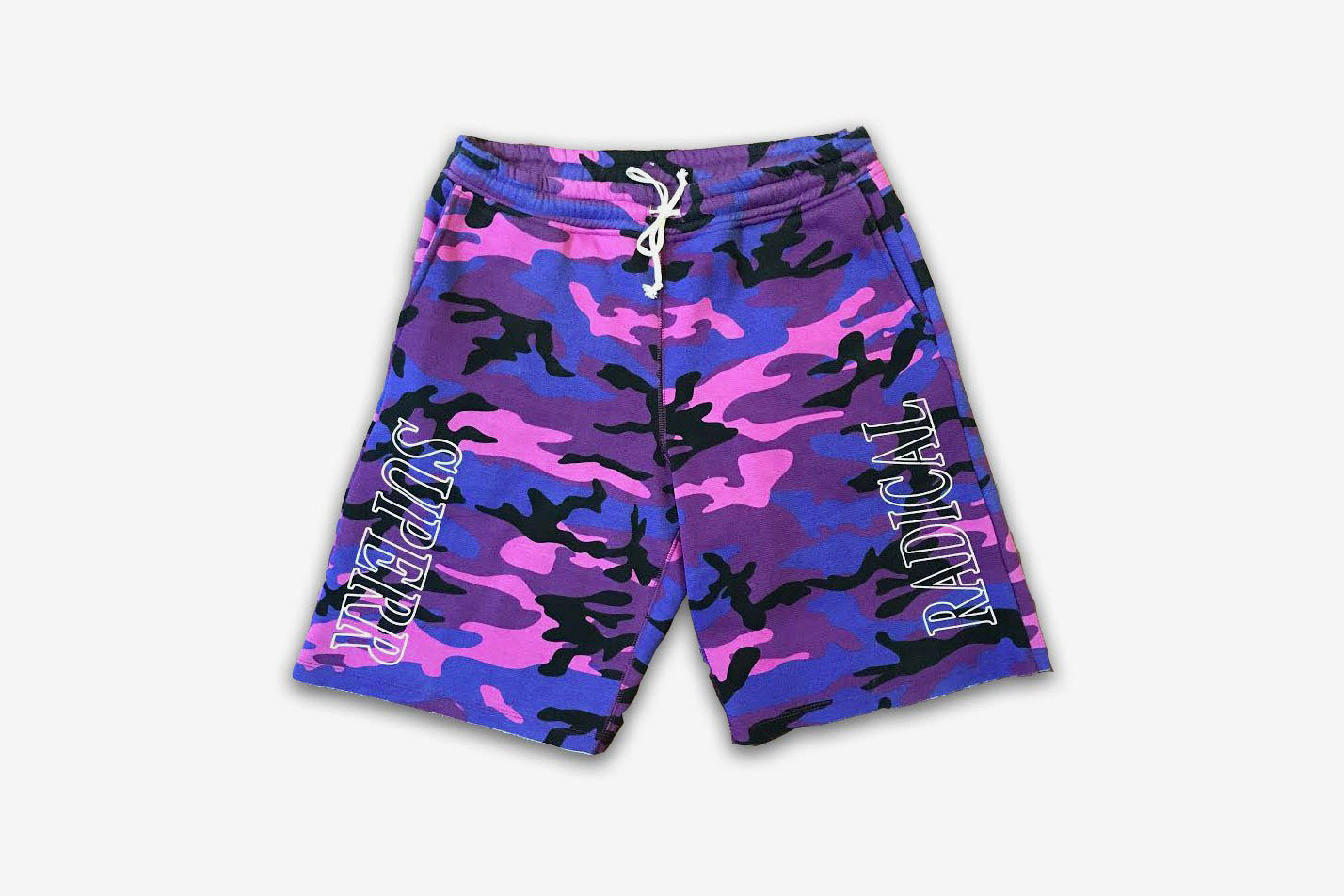 Superrradical Camo Shorts What Drops Now