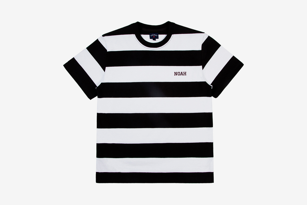 Hoop Stripe T-Shirt