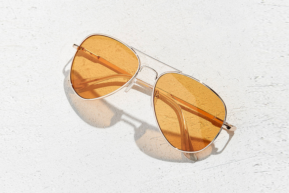 Knoxville Aviator Sunglasses