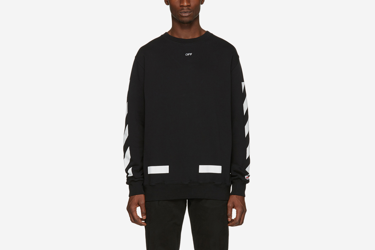 Arrows Crewneck Sweatshirt