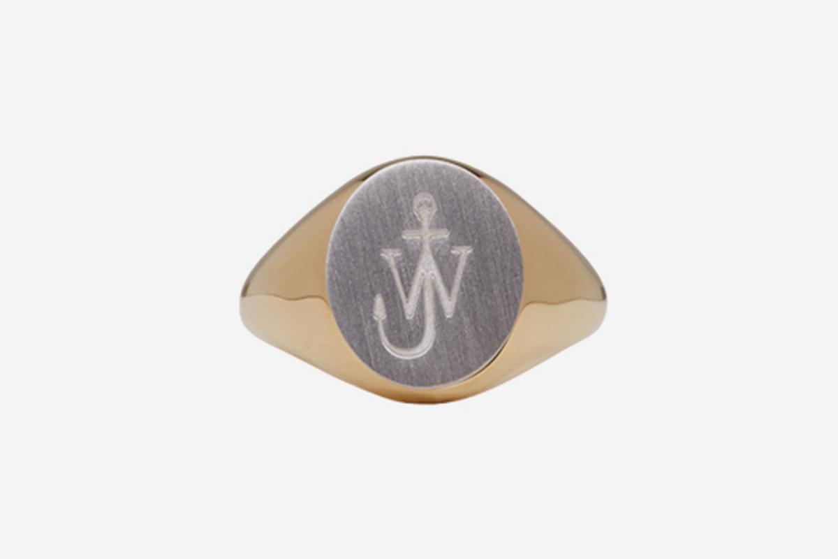 Logo Signet Ring