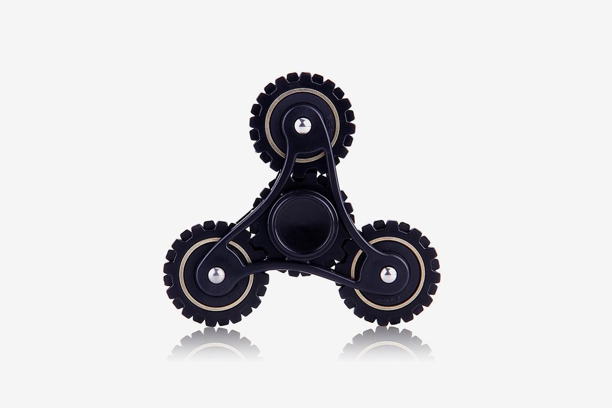Gear Fidget Spinner