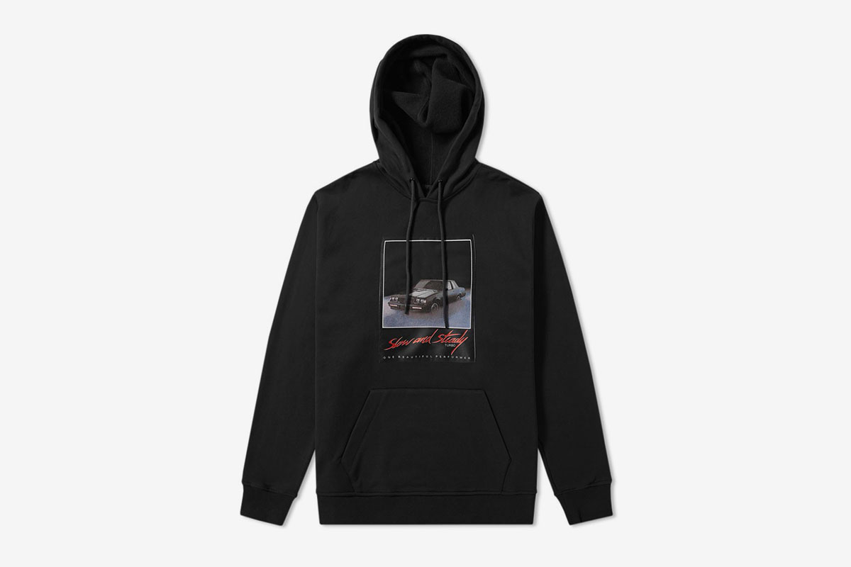 Steady Patch Hoodie