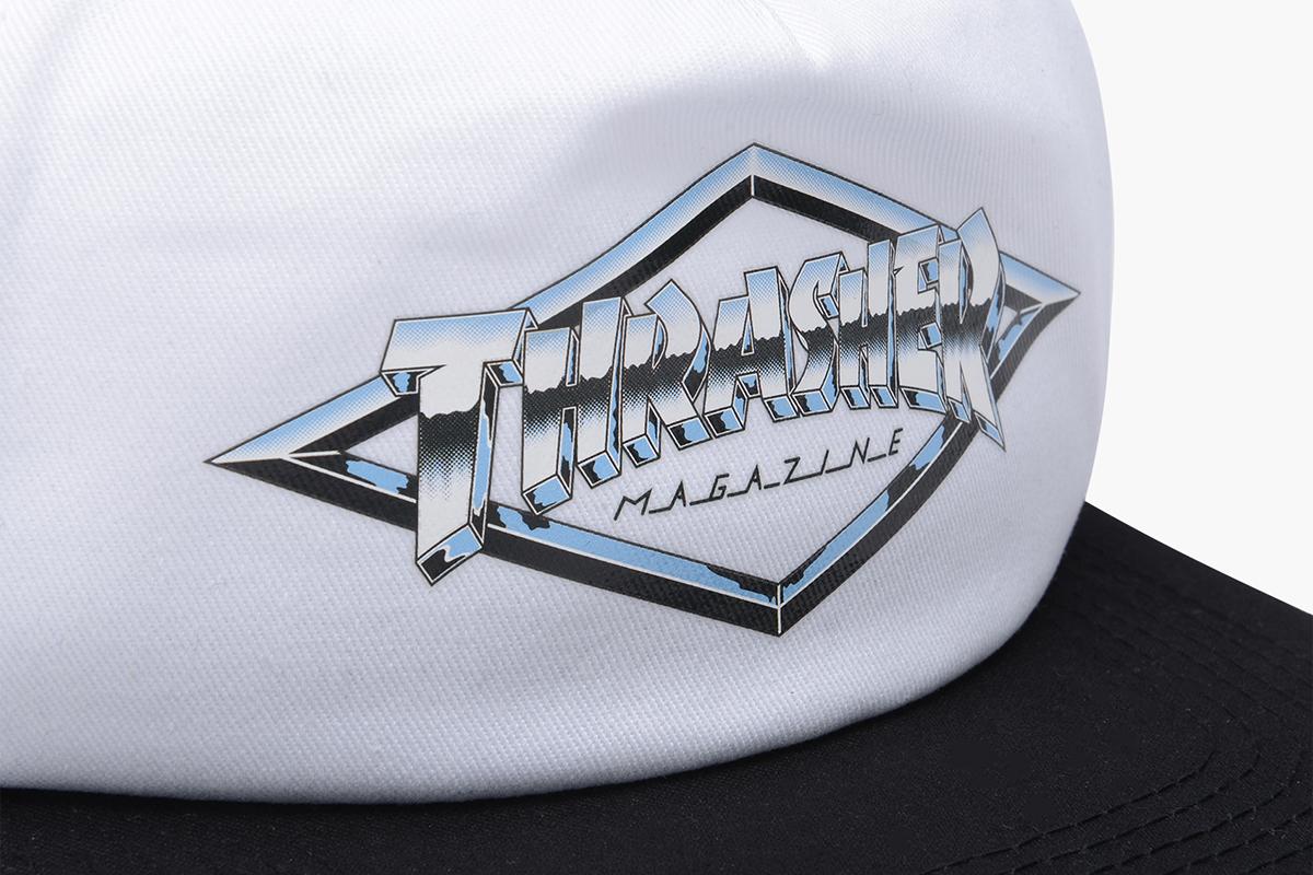 Diamond Emblem Trucker Cap