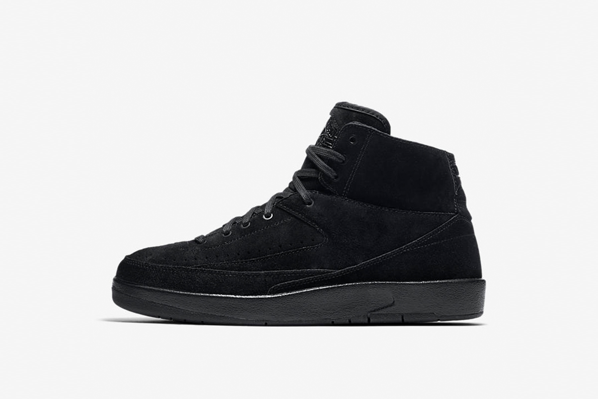 Air Jordan II Decon