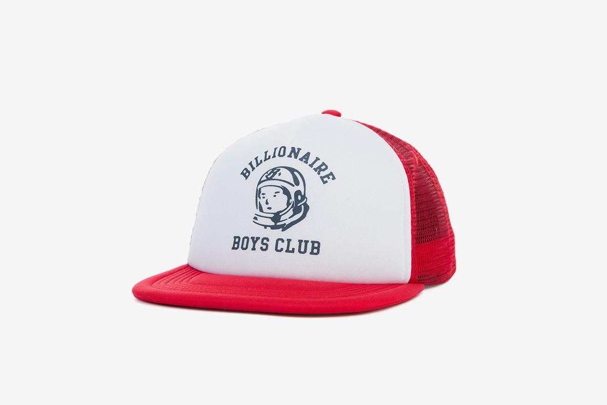 BB Bill Club Trucker Cap