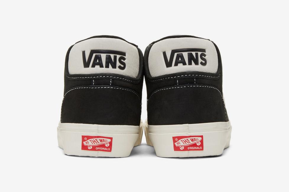 Black OG Mid Skool Lite LX Sneakers