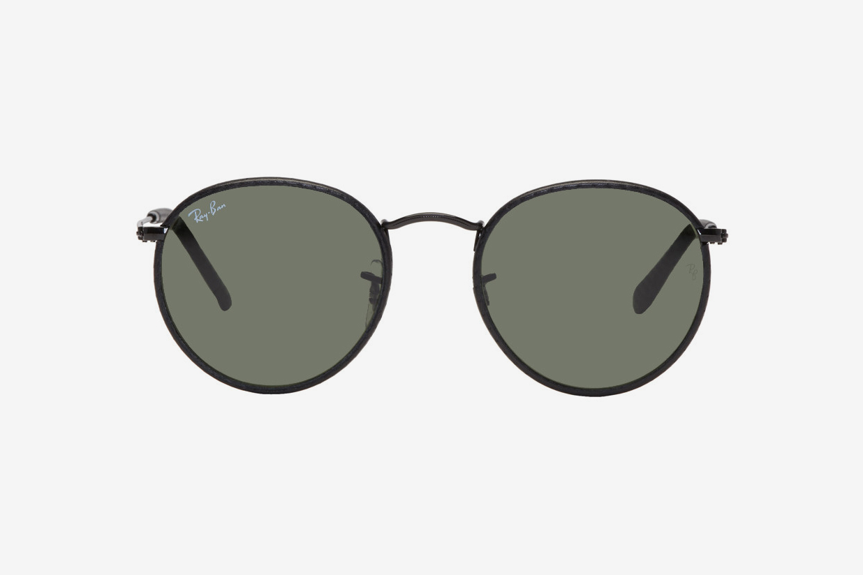 Ray ban black round craft sunglasses what drops now for Ray ban round craft