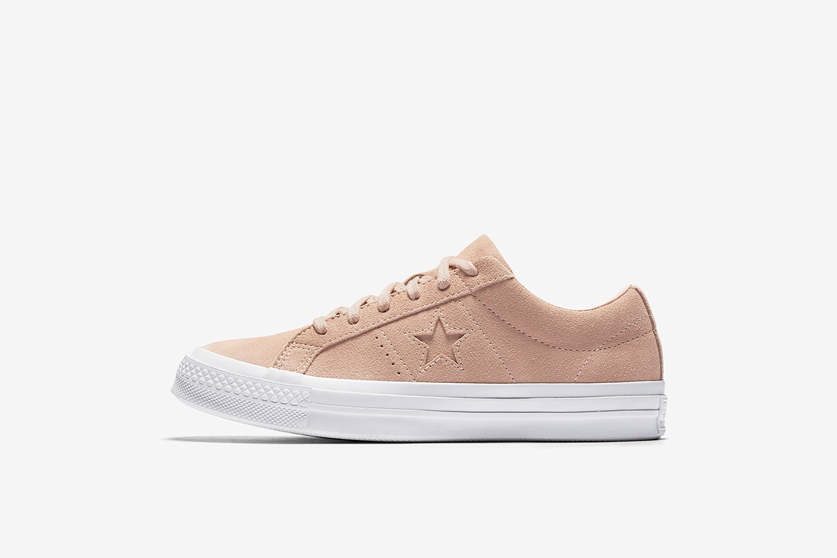 One Star Suede