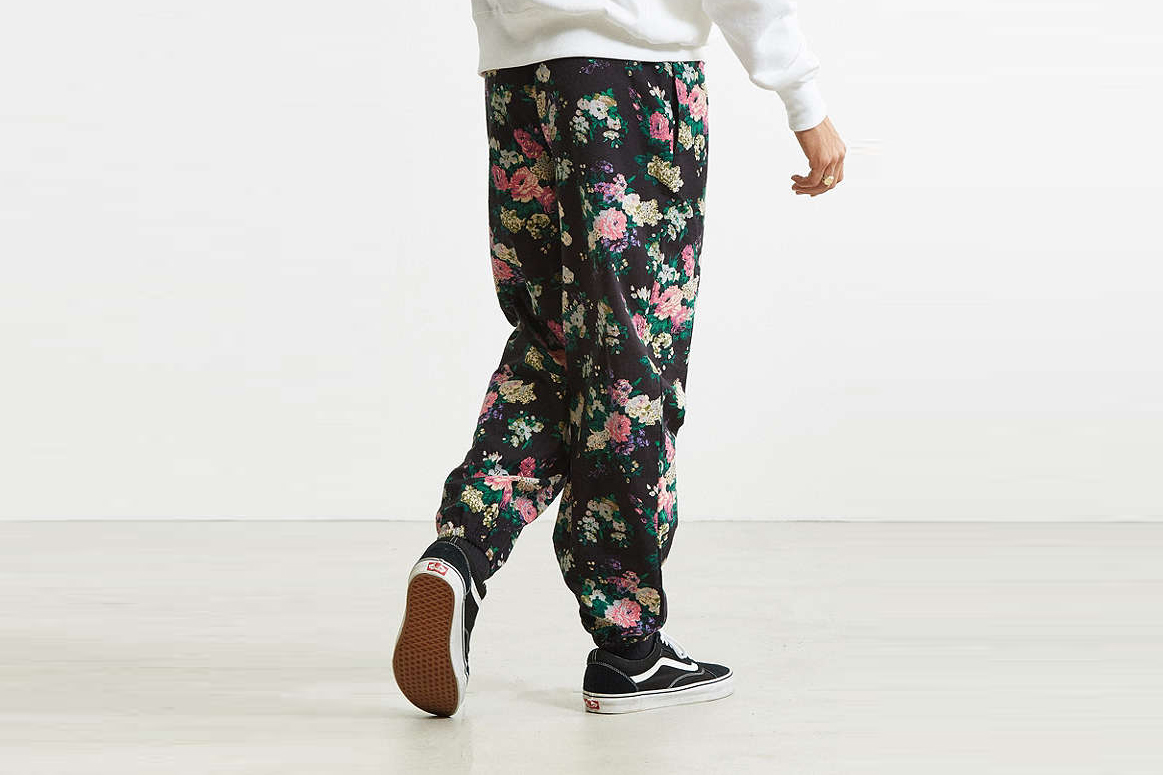 Xander Patterned Pants