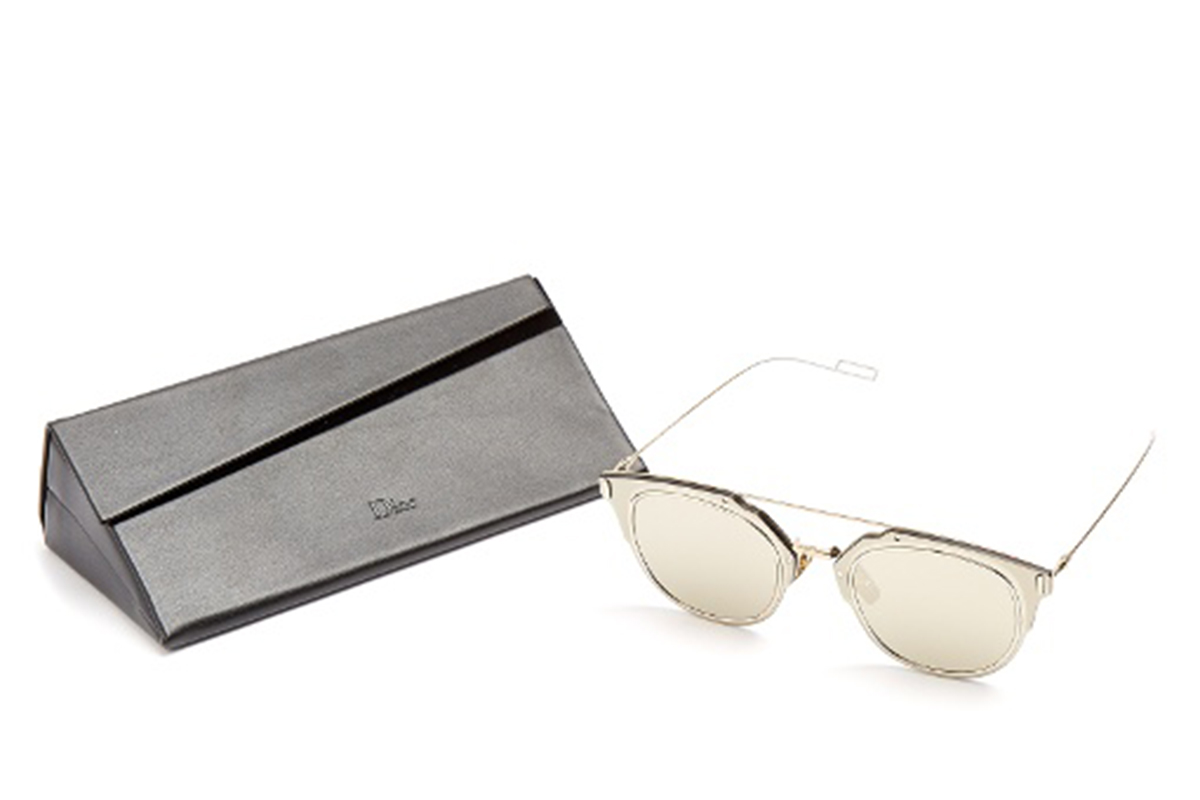 Composit 1.0 Pantos-Frame Sunglasses