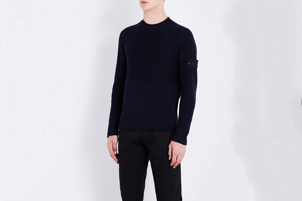 Stone Island Ghost Jumper What Drops Now