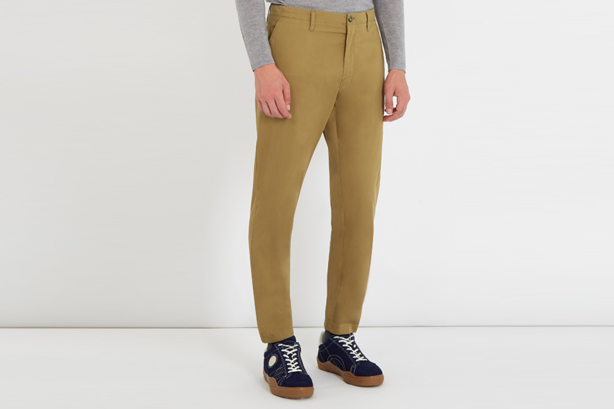 Ayan Trousers