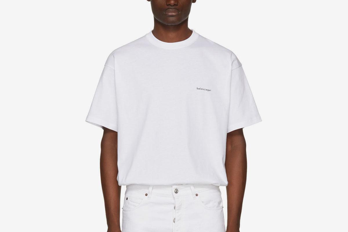 Ovesized Logo T-Shirt