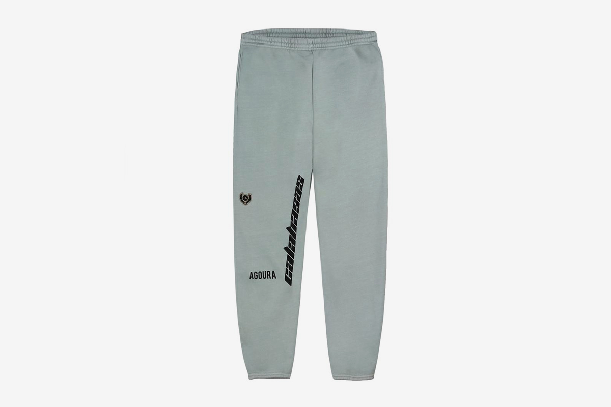 Calabasas Embroidered Sweatpants