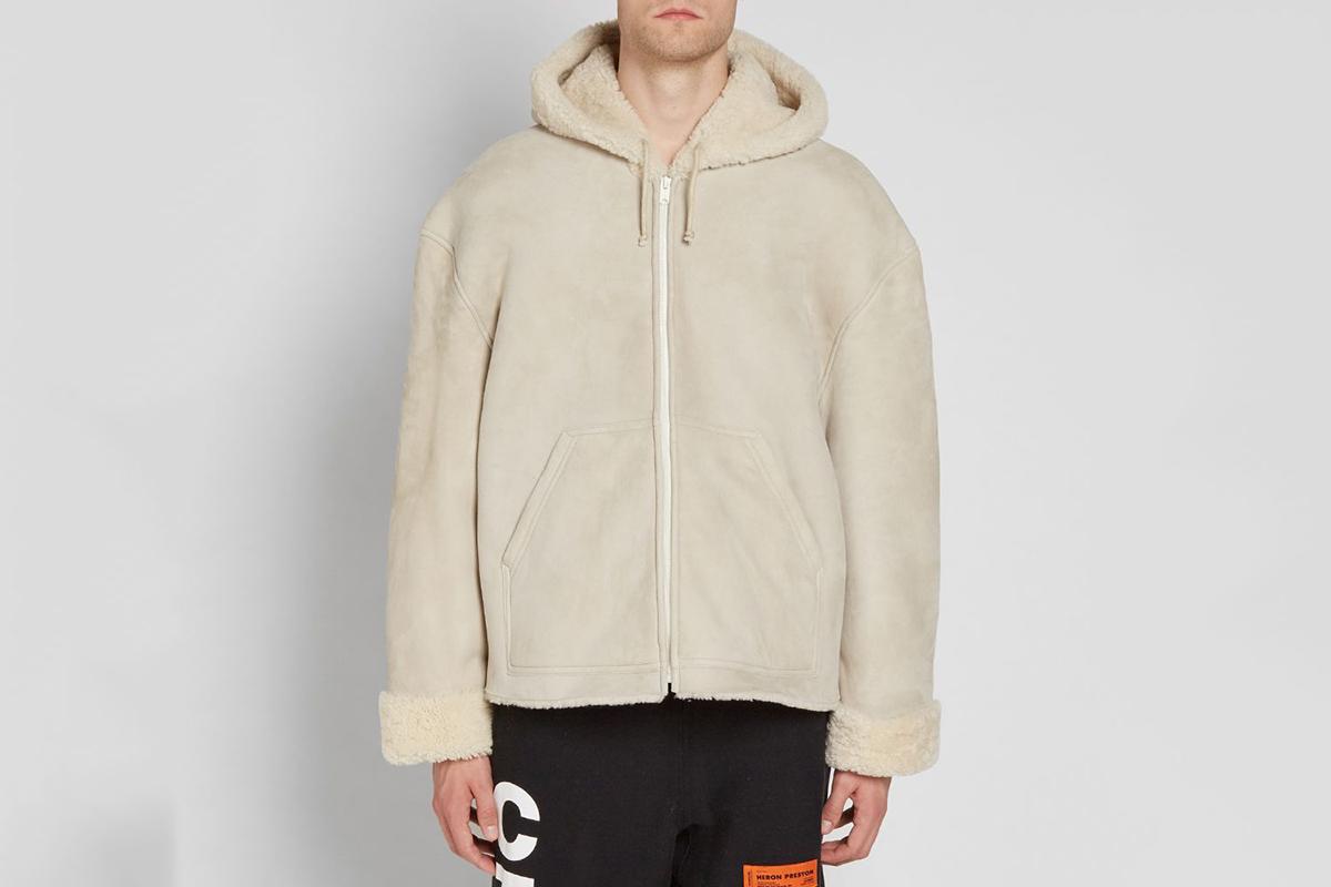 Short Shearling Jacket