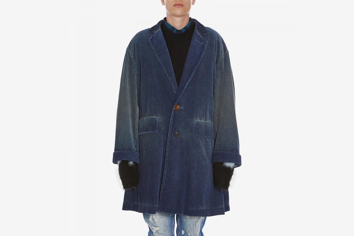 Corduroy Coat
