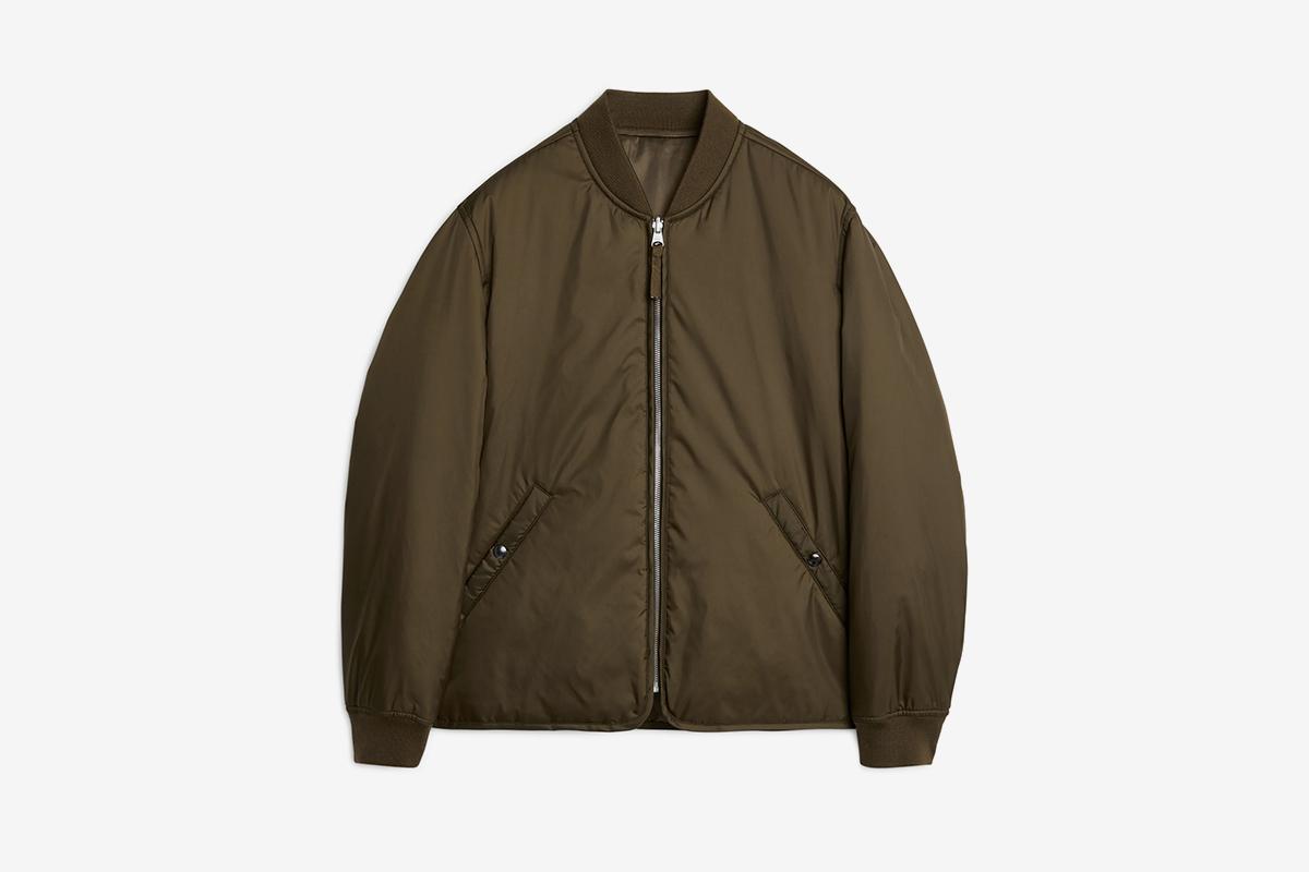 Nylon Liner Jacket