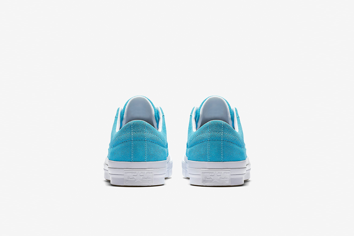 One Star Classic Suede Low Top
