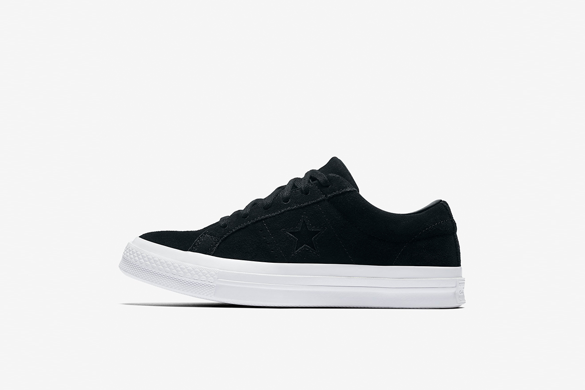 One Star Suede Low Top
