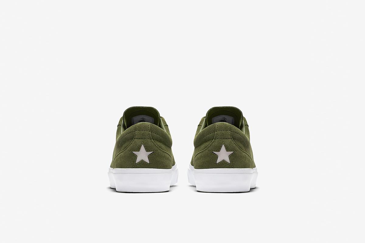One Star CC Suede