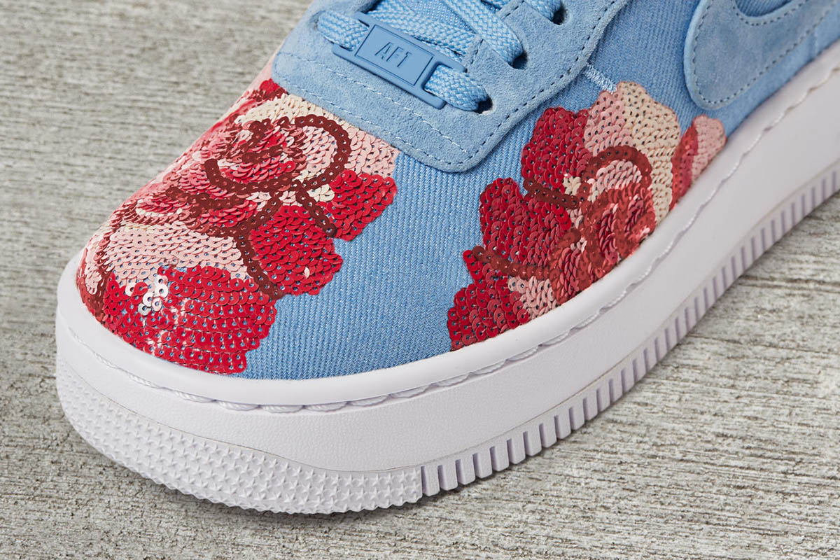 Air Force 1 Upstep Low LX