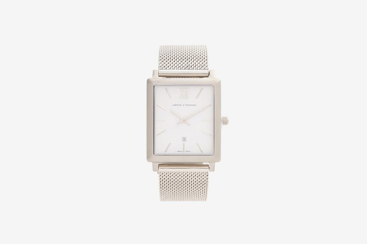 Steel Watch