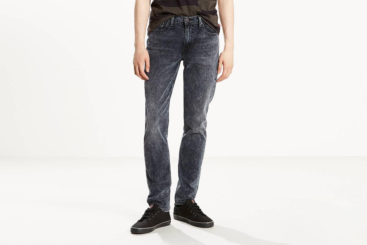 levi 39 s 511 slim fit stretch jeans what drops now. Black Bedroom Furniture Sets. Home Design Ideas