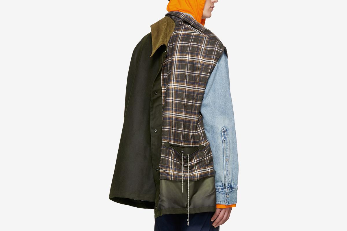 Nerd Waxed Vest