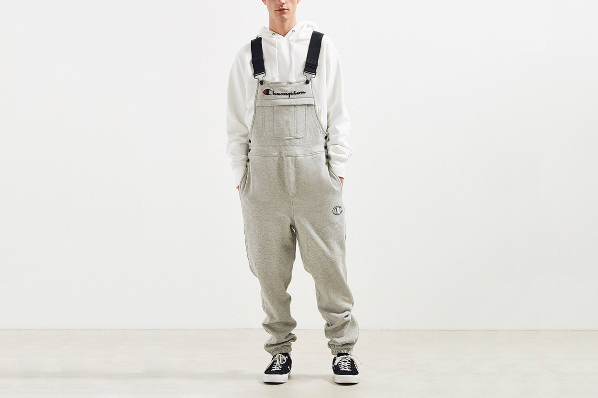 Super Fleece Overall