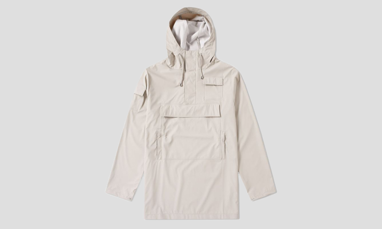 Hooded Camp Anorak