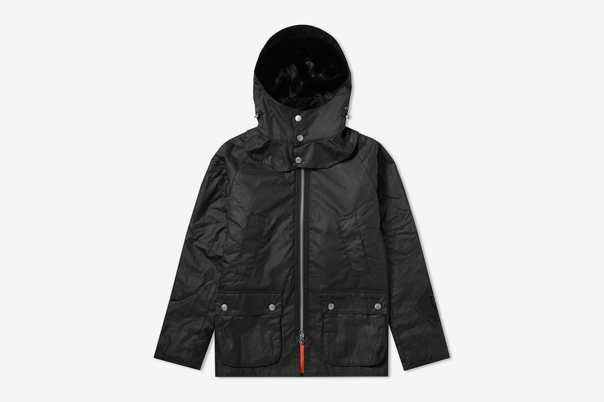 Souter Wax Jacket