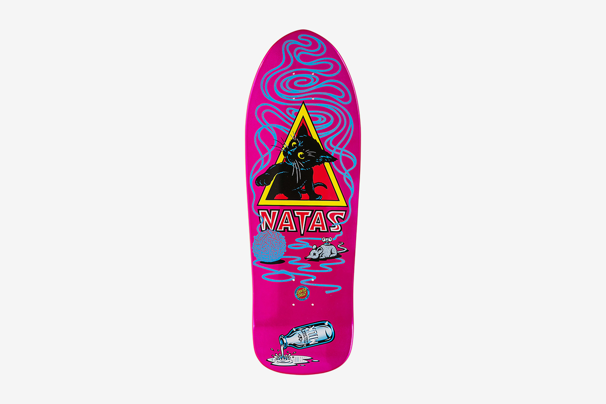 Natas Kitten Deck Re-Issue