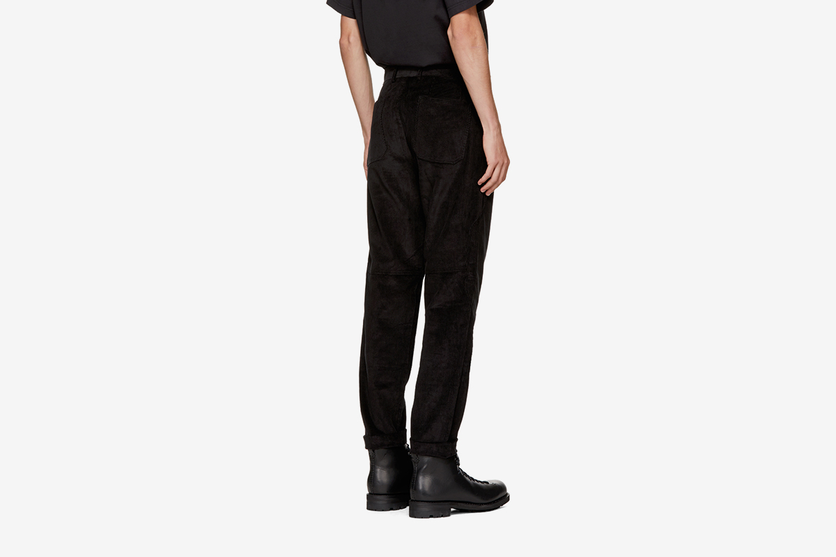 Wrapped Knee Work Trousers