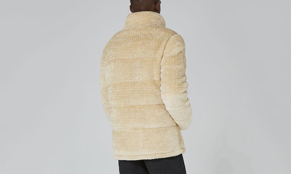 Faux Fur Puffer Jacket