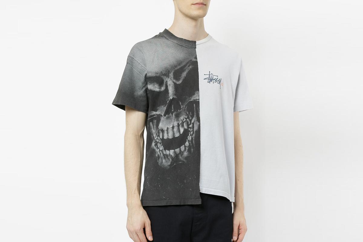 Repurposed Breaker T-Shirt