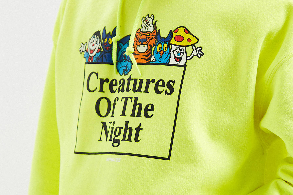 Creatures Of The Night Hoodie