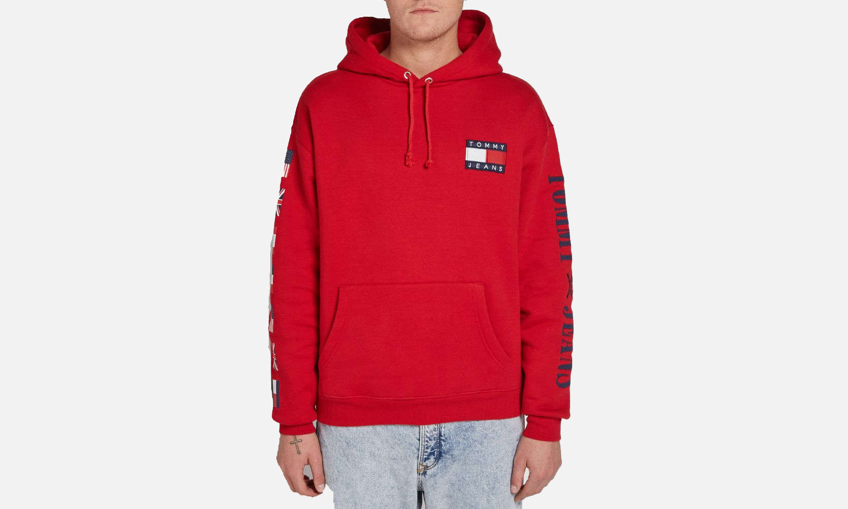 tommy hilfiger tommy jeans 90s hd hoodie what drops now. Black Bedroom Furniture Sets. Home Design Ideas
