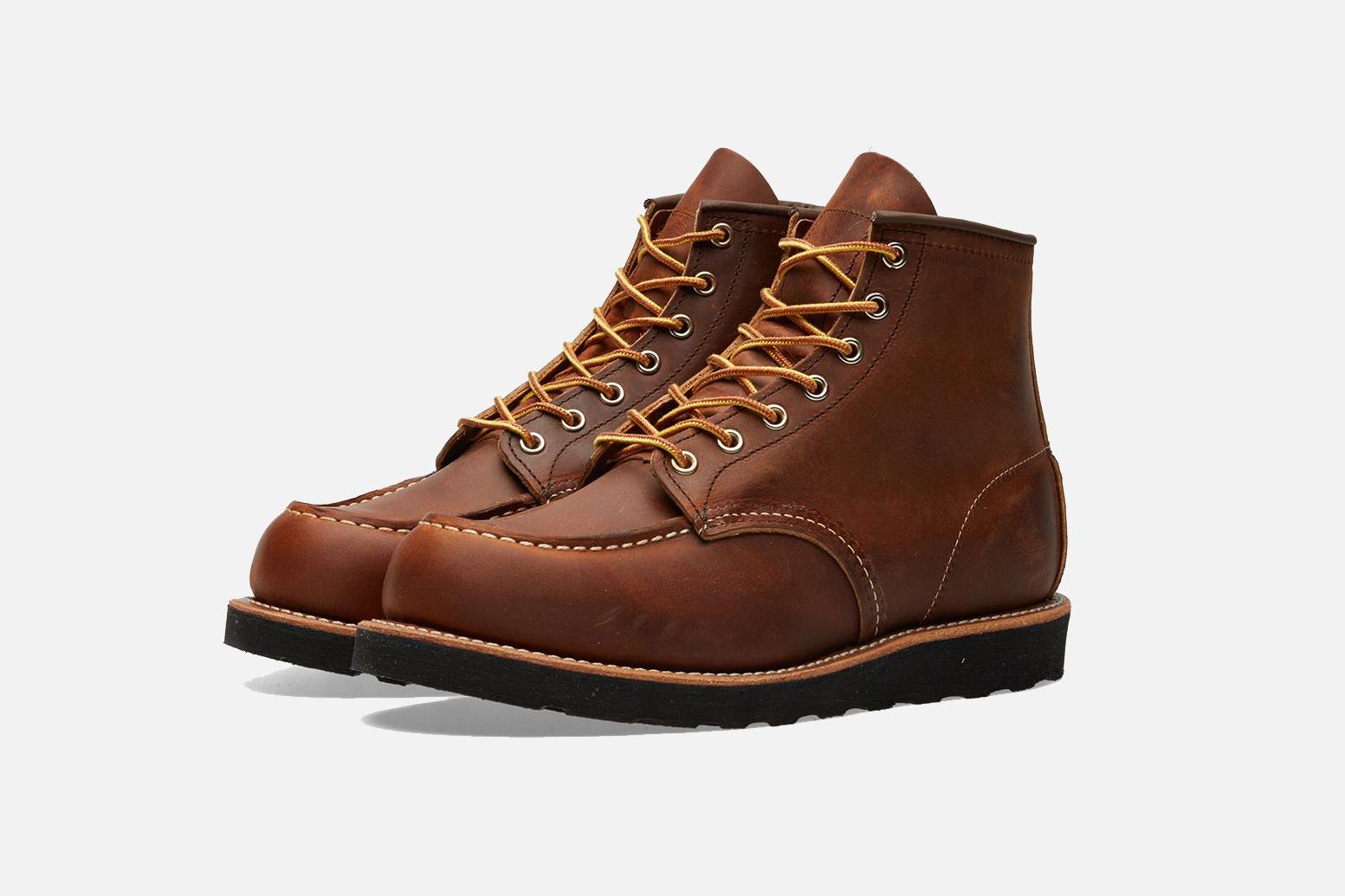 Heritage Work Boot