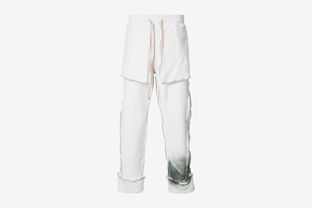 Inside Out Drawstring Trousers
