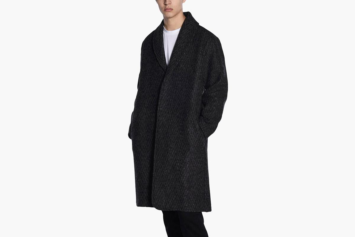 Long Overcoat