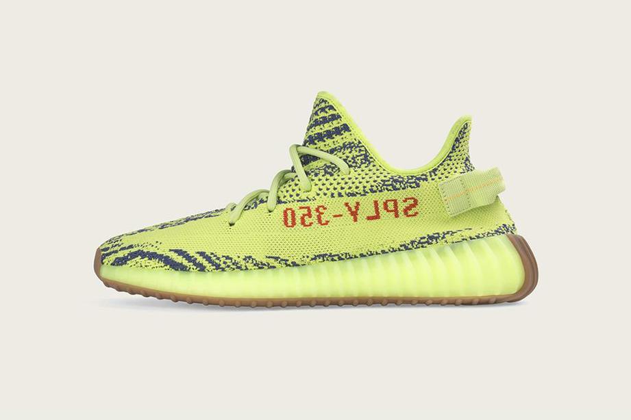 Yeezy Boost 350 V2 'Semi Frozen Yellow'