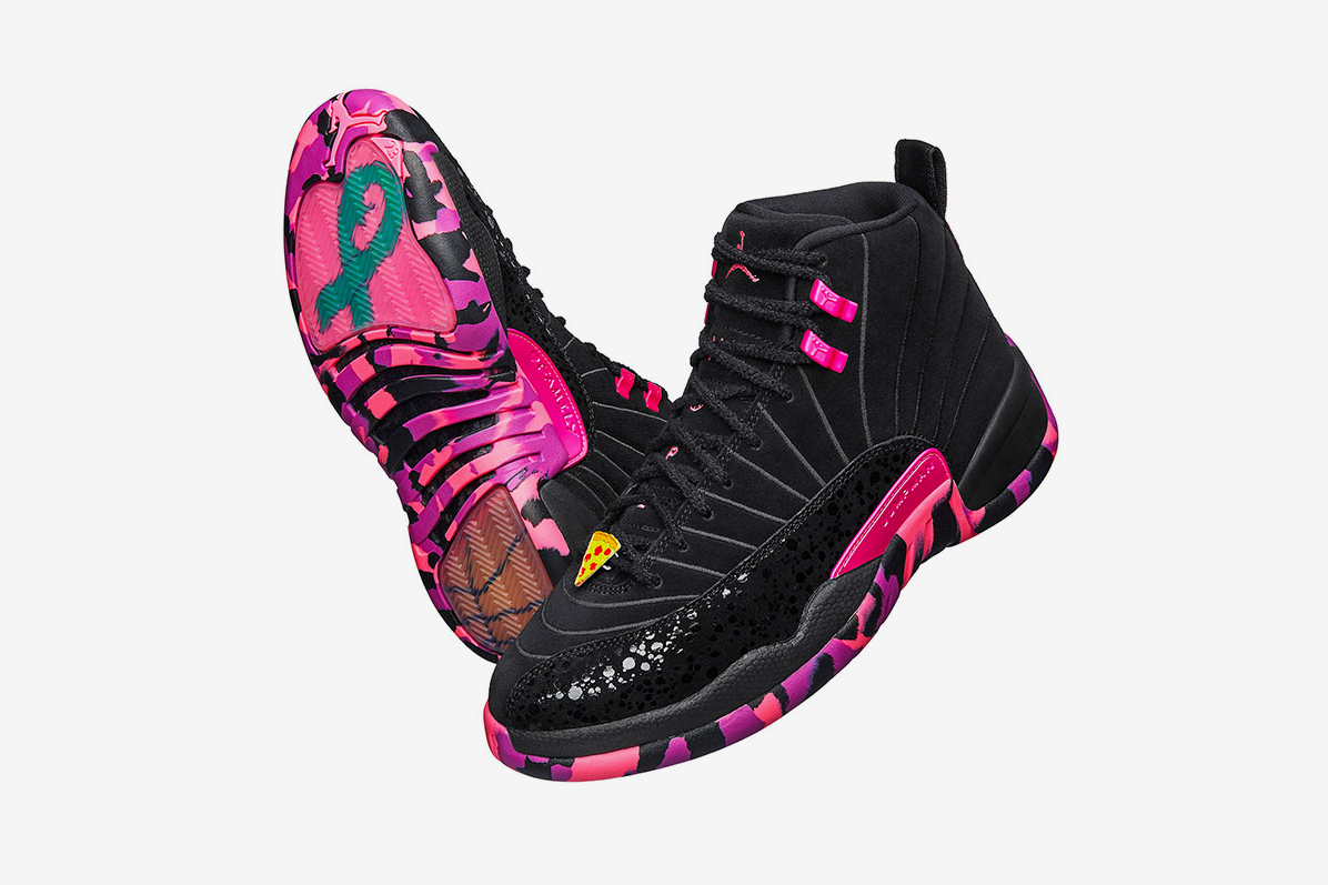 Doernbecher Freestyle Collection 2017