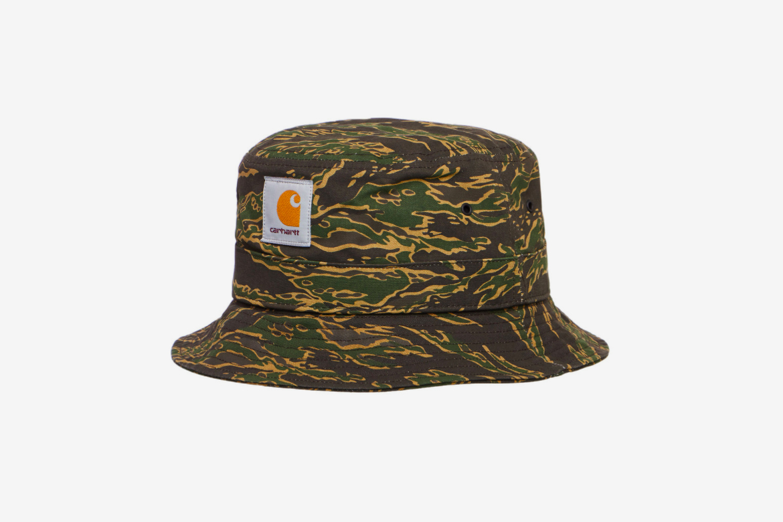 Camo Tiger Bucket Hat