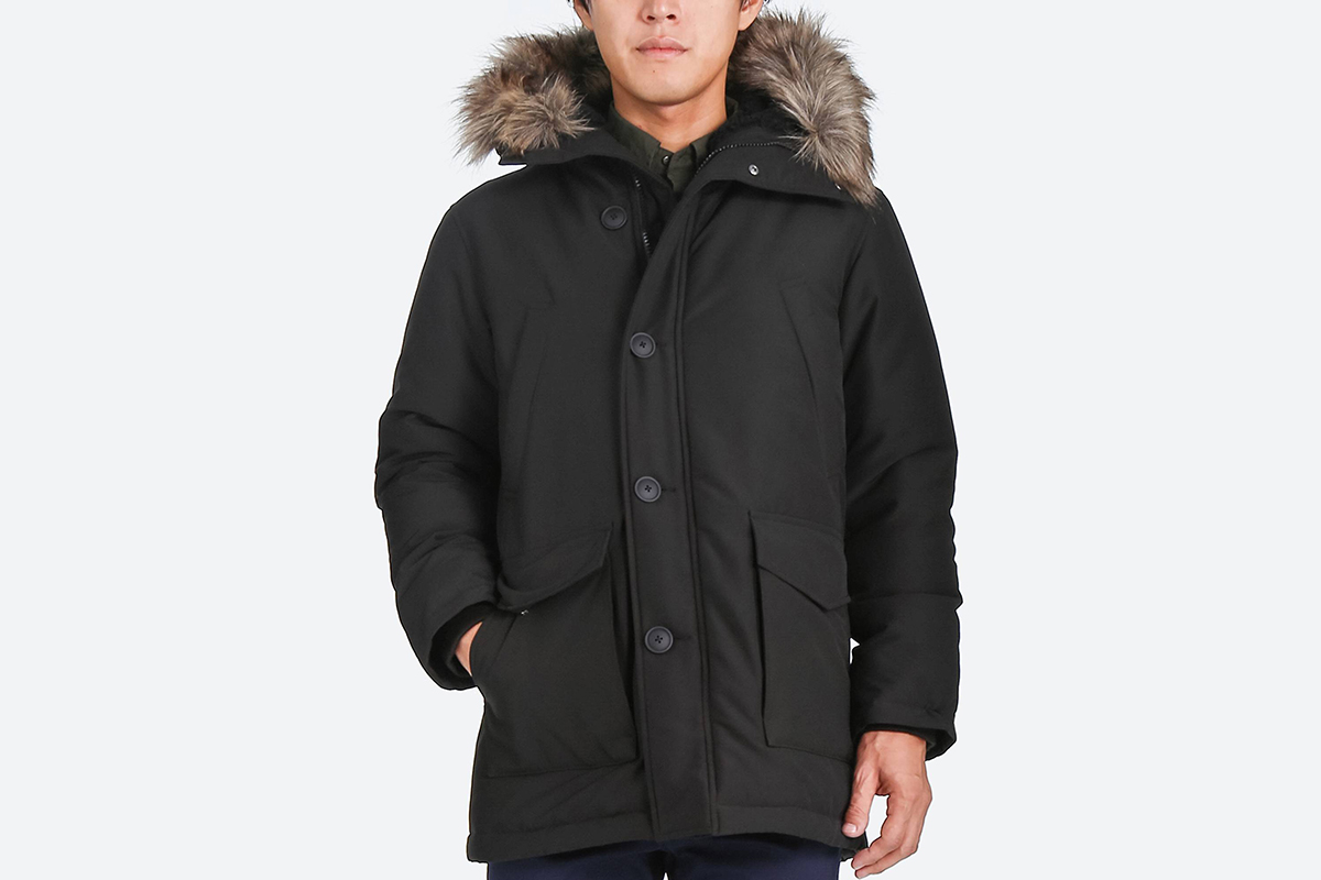 Ultra Warm Down Coat