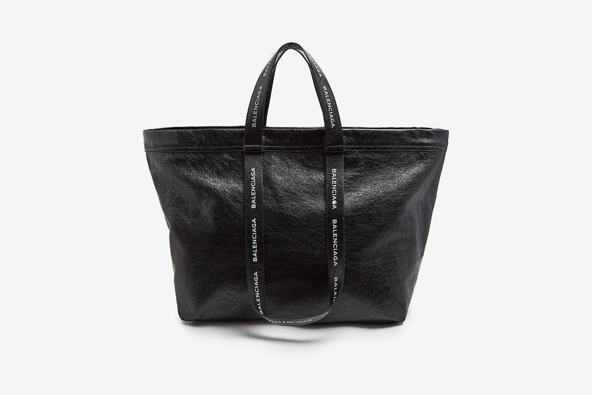 Carry Shopper M Leather