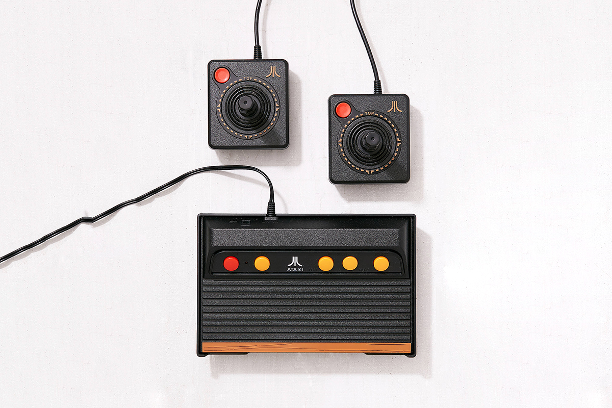 urban outfitters atari flashback 8 game console what drops now. Black Bedroom Furniture Sets. Home Design Ideas