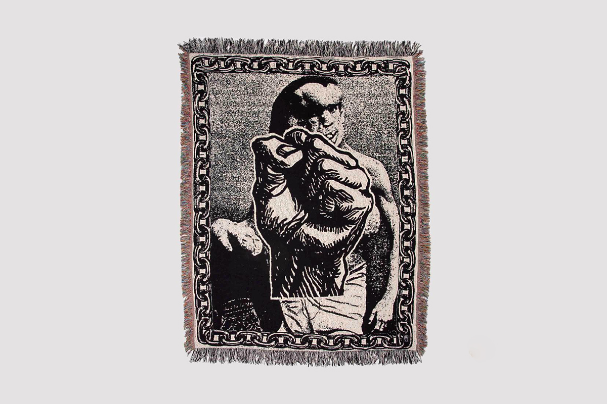 Daniel Freeman Blanket
